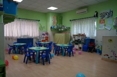 Sala Pera de la Escuela Infantil Mamatina de Aravaca (1)