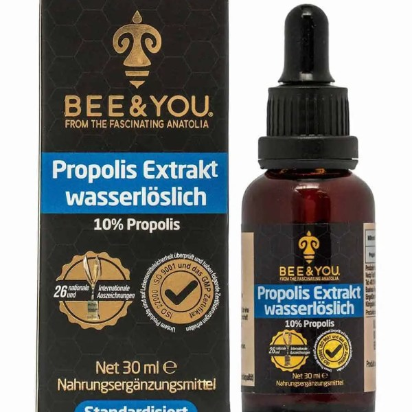 bee and you propolis