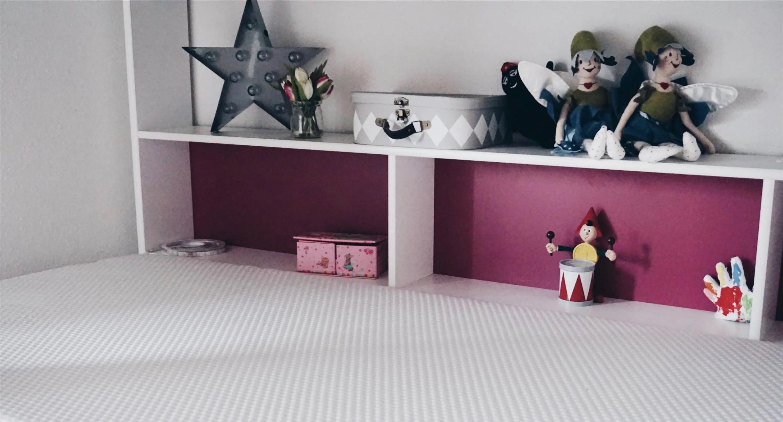 Kinderzimmer für vier Kinder MamaWahnsinnHochDrei