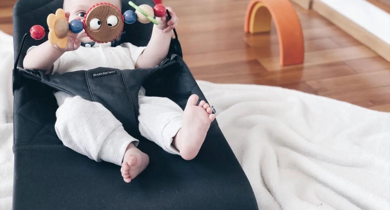 BabyBjörn Babywippe Bliss MamaWahnsinn