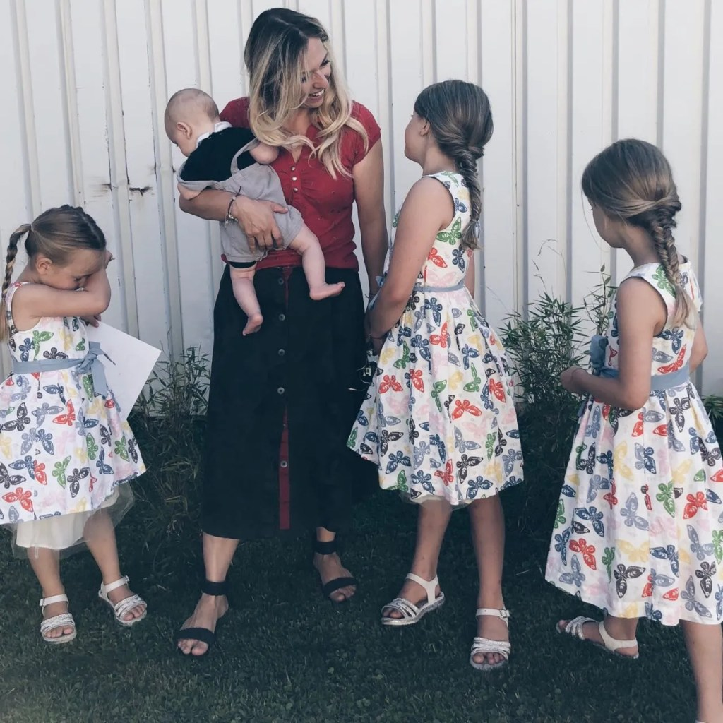ein halbes Jahr Vierfach-Mama MamaWahnsinn