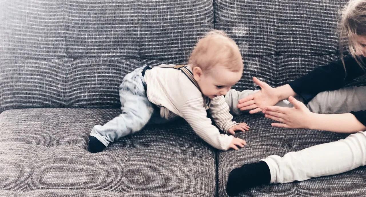 Geschwister die optimale Vorbereitung auf das Baby MamaWahnsinn