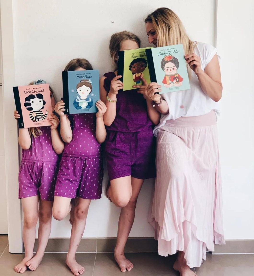Bücher Little People big dreams MamaWahnsinn