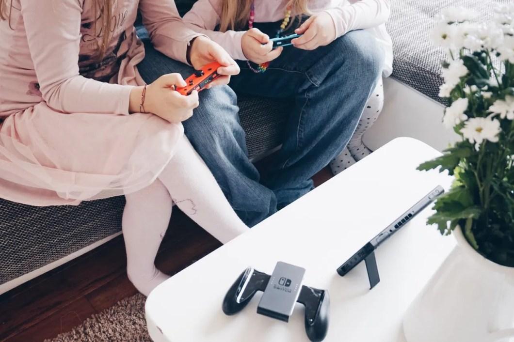 Nintendo Switch MamaWahnsinnHochDrei