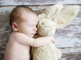 fotografie van je baby