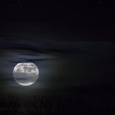 Der Herr Mond ist aufgegangen