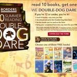 GRATIS: Libro en Borders para Niños