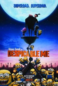 Entradas Gratis para el Cine: Despicable Me