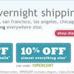 Ahorra comprando en Diapers.com en artículos para tu Bebé
