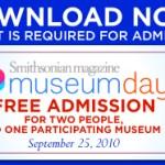 Gratis, Entrada al Museo