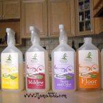 Green Irene, Reseña y Sorteo; Productos de Limpieza Ecológicos.