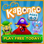 GoGo Kabongo ¡niños a jugar y leer en estas vacaciones!