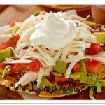 Receta: Tostadas Mexicanas y algunas anécdotas