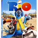 RIO en DVD Reseña y Sorteo/Giveaway CERRADO