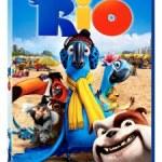 RIO se estrena en DVD y Blu-ray el 2 de Agosto (¡¡post con sorpresas!!)