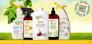 Productos naturales de limpieza Aussan: reseña y ¡sorteo! CERRADO