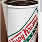 Café Krispy Kreme GRATIS