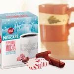 Muestra Gratis: Nescafe Peppermint Mocha