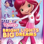 Nuevo DVD Strawberry Shortcake: Bright Lights Big Dreams