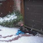 Miércoles Mudo: ¡El frío me divierte!