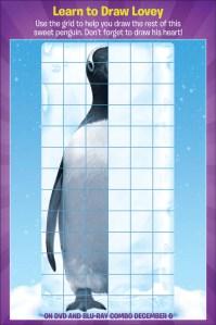 Mr Popper's Pinguin activity sheet