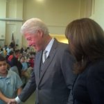 Bill Clinton y The Allience for a Healthier Generation visitaron la escuela de mis hijos (con video)