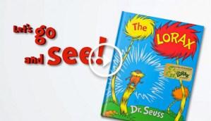 Evento The Lorax gratis en Target (y regalos para los niños)