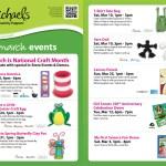 Evento para los niños gratis en Michael's 03/10