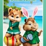 Alvin and the Chipmunks : Chipwrecked ¡tarjetas de Pascua!