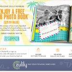 GRATIS libro de fotos 8×8 con Shutterfly y Zulily