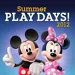 Gratis días de juego en las tiendas de Disney