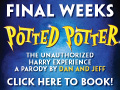 Cupón $30 off Potted Potter en Broadway NY ¡últimas funciones!