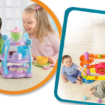 Anfitriona una fiesta de Fisher Price con House Party