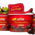 Cupones de aceitunas Lindsay Olives