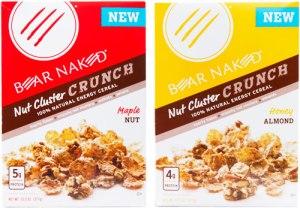 Muestra GRATIS de cereal Bear Naked cortesía de Target