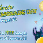 Gratis limonada en Pretzelmaker