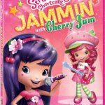 Strawberry Shortcake: Jammin' With Cherry Jam ahora disponible en DVD