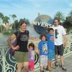Universal Orlando Resort: Primera parte de nuestro viaje  #UORFamily