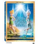 El secreto de las Hadas de Disney {Sorteo DVD/Blu-Ray combo pack}