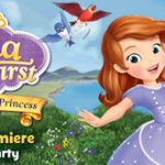 Anfitriona una fiesta de la princesa Sofía The First de Disney junior con House Party