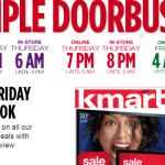Ofertas de Viernes Negro en Kmart