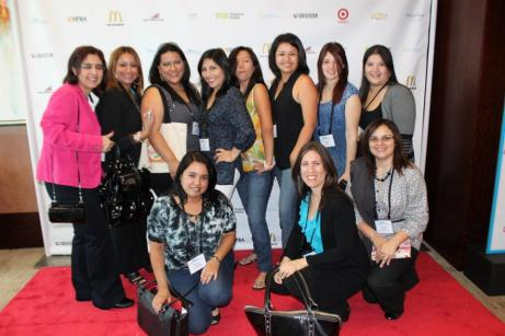 Blogueras en Hispanicize 2012