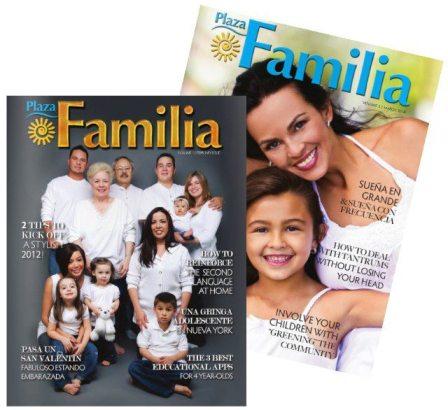 colaboré con la revista Plaza Familia
