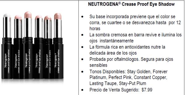 sombra neutrogena