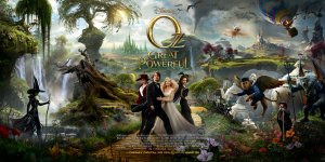 Oz the Great and Powerful {reseña}