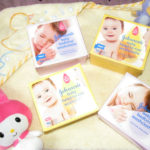 Johnson's Baby Washcloths ¡reseña y sorteo!