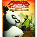 Regresa la serie Kung Fu Panda en DVD