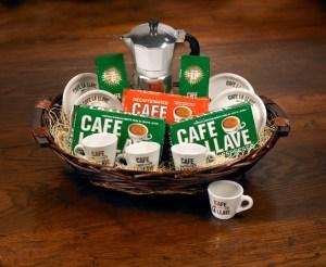 Recordando momentos con Mamá: Café La Llave {Sorteo: 5 canastas para el día de las Madres}