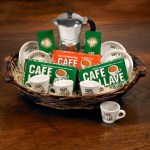 5 Ganadoras Canasta Café La Llave