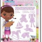 Hojas para colorear y actividades de Doc McStuffins #DisneyJR